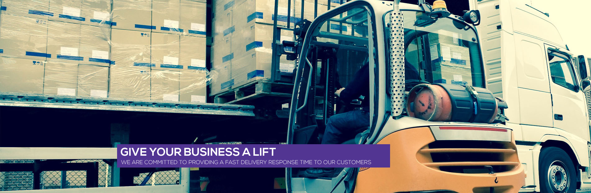 Give your business a lift - Forklift Propane in London