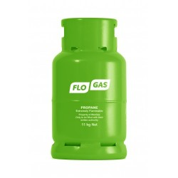 Flogas 11kg Leisure Patio Gas Refill Bottled Gas