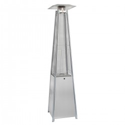Real Flame Pyramid Patio Heater Outdoor Heaters