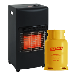 Glow Warm Gas Heater Package